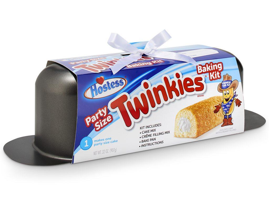 Twinkie cake kit