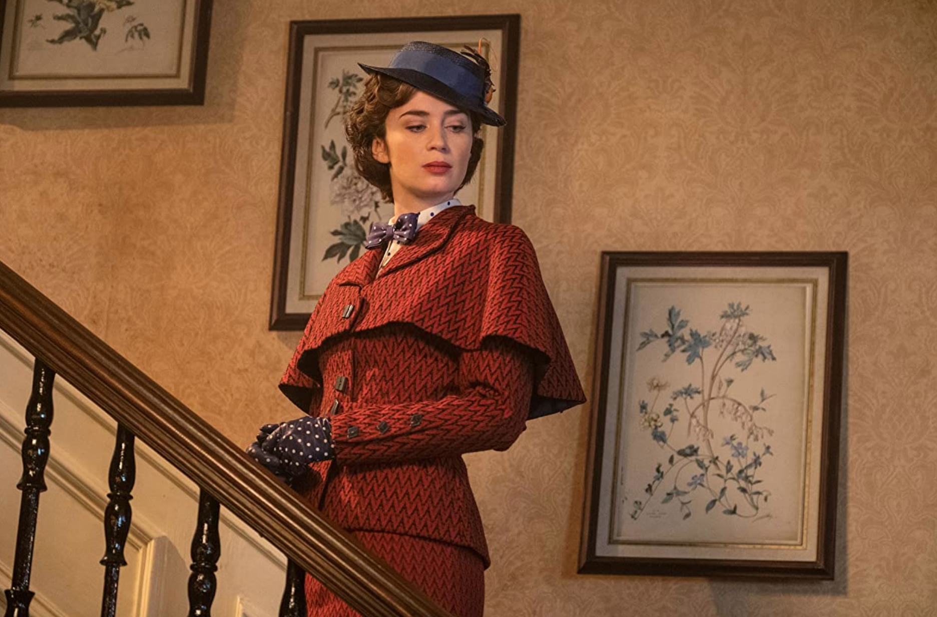 mary poppins returns, emily blunt, netflix january 2021