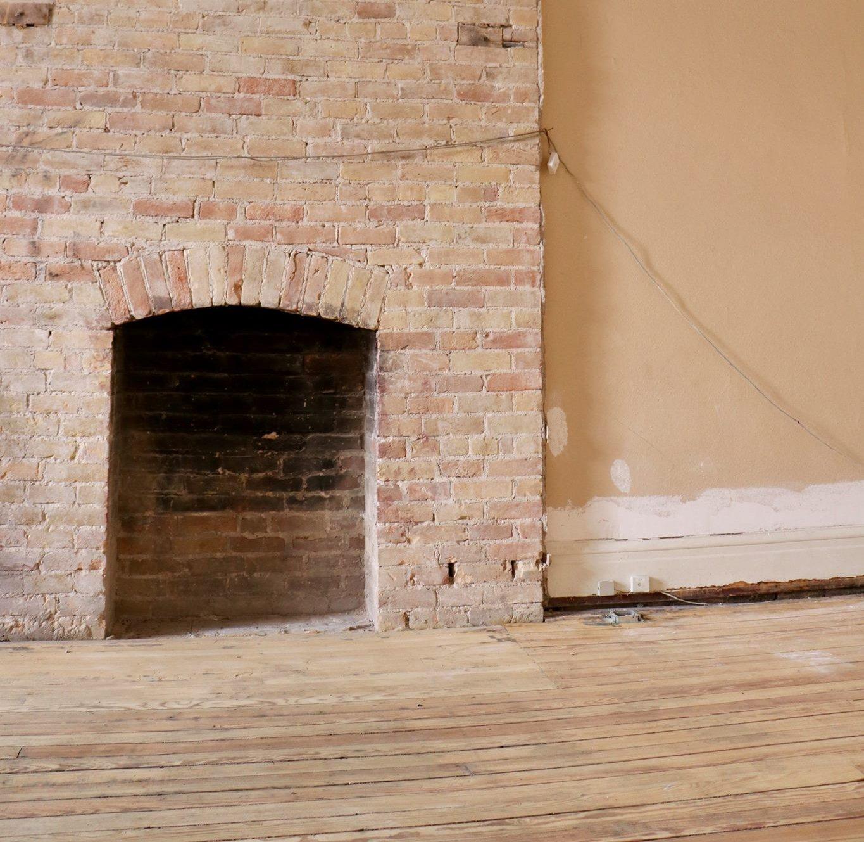 Taft Room renovations.