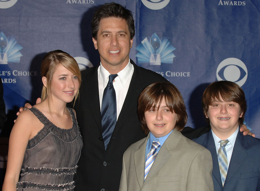 ray romano and kids