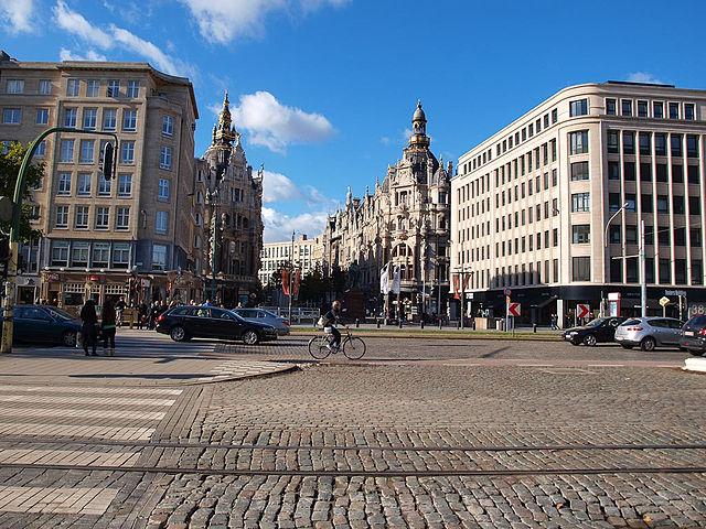 Antwerp Diamond District, jewelry heists