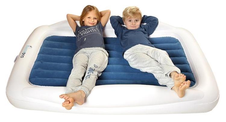 hiccapop mattress with kids