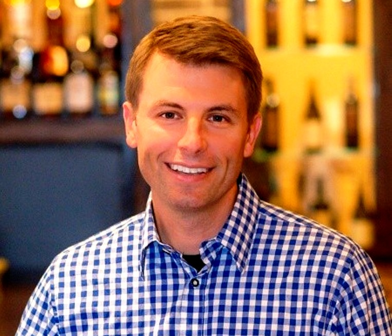 Applebee's Patrick Kirk Vice President of Beverage Innovation