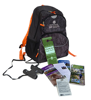 back pack parks pass