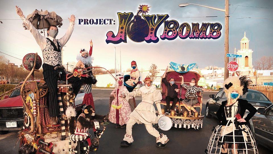 Project Joy Bomb