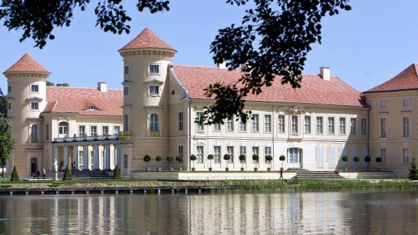 a german castle