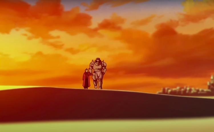Full-Metal Alchemist: Brotherhood, Anime