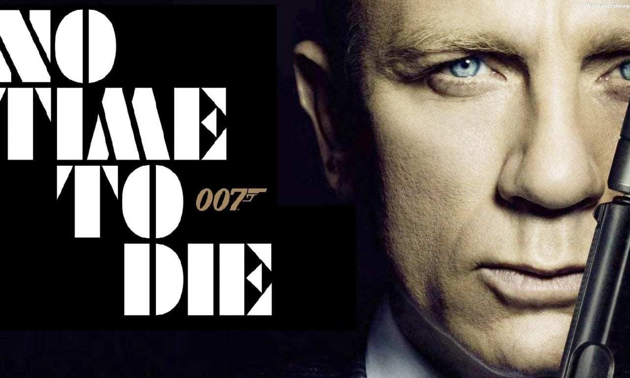 James Bond 007 no time to die