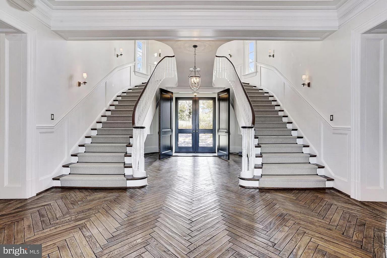 Westover entryway