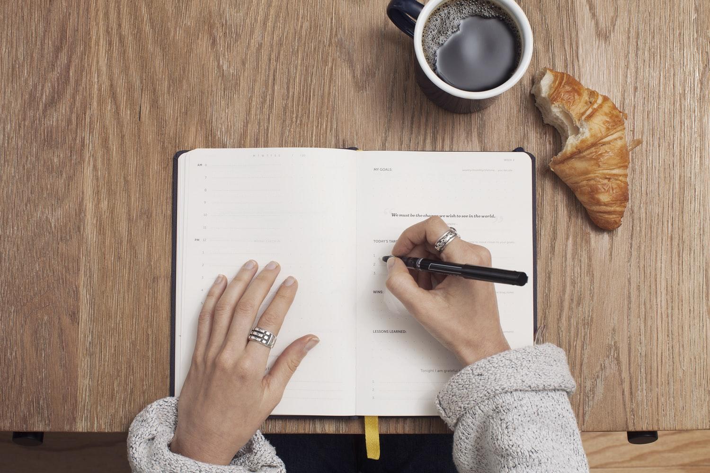 journal, writing