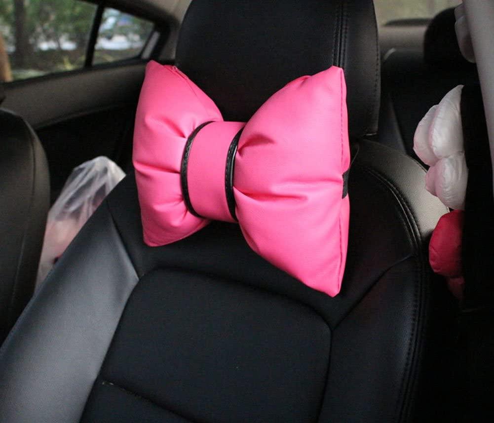 Bow tie cushion