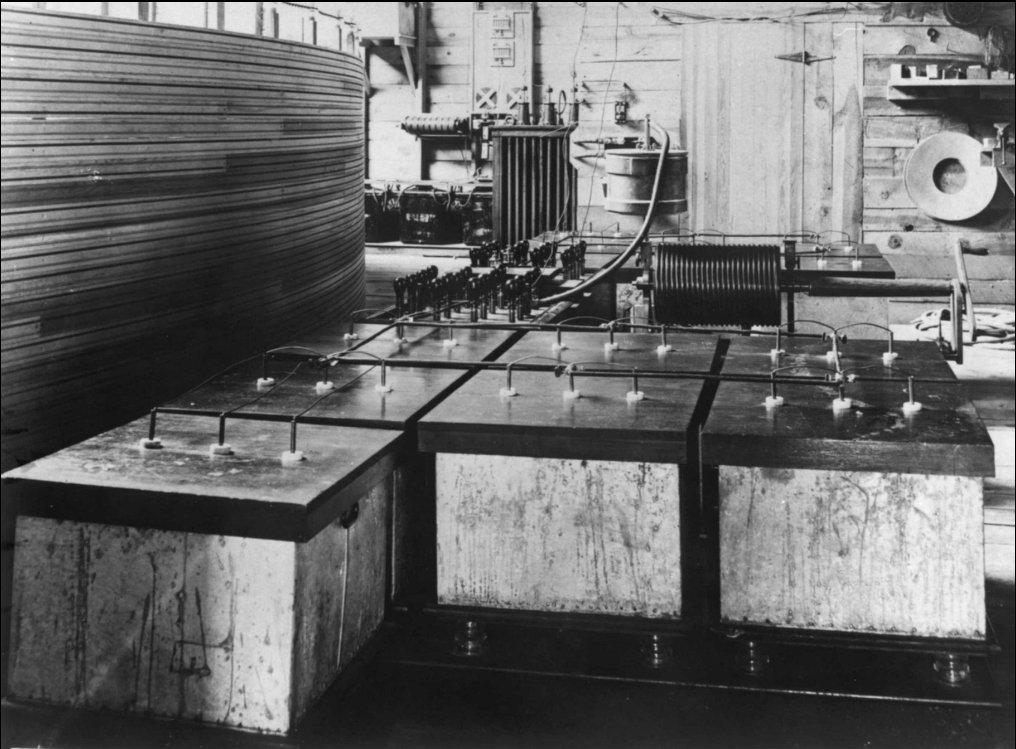 Tesla lab