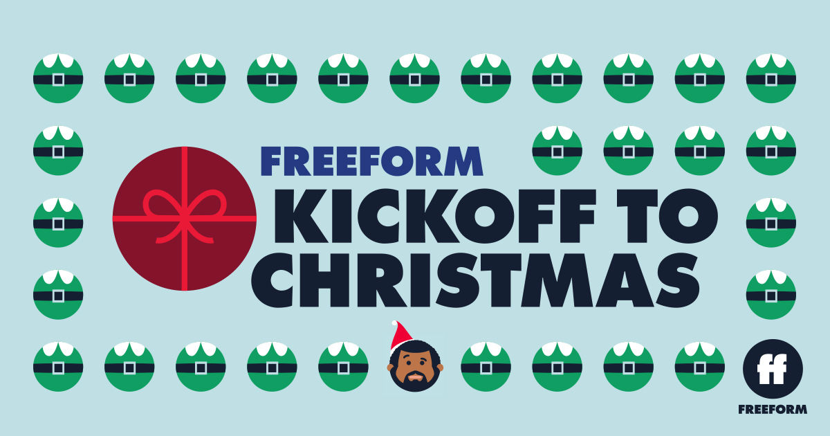 Freeform Launches a Month Long Christmas Movie Marathon in November