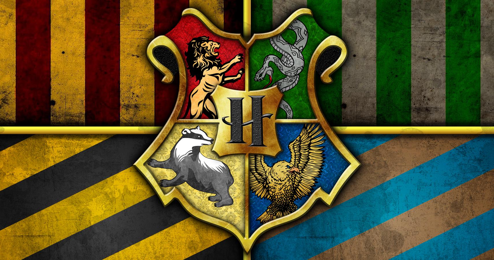 Harry Potter Hogwarts houses