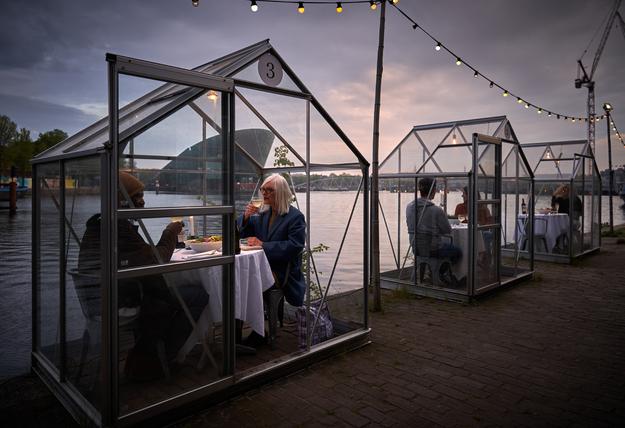 quarantine greenhouse