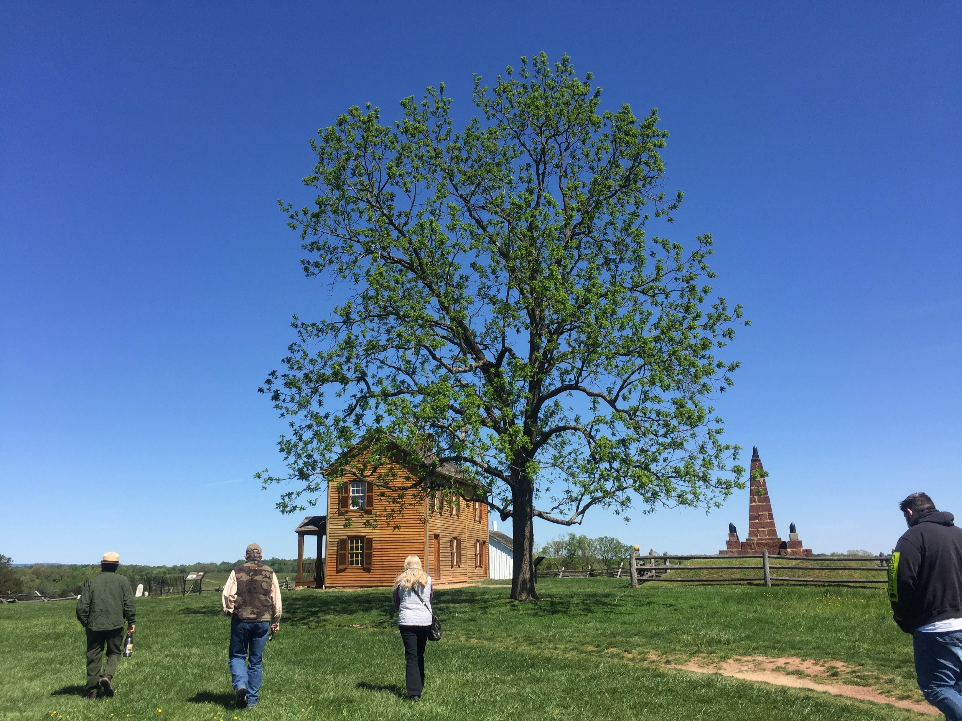Manassas National Battlefield Park Walking Tour