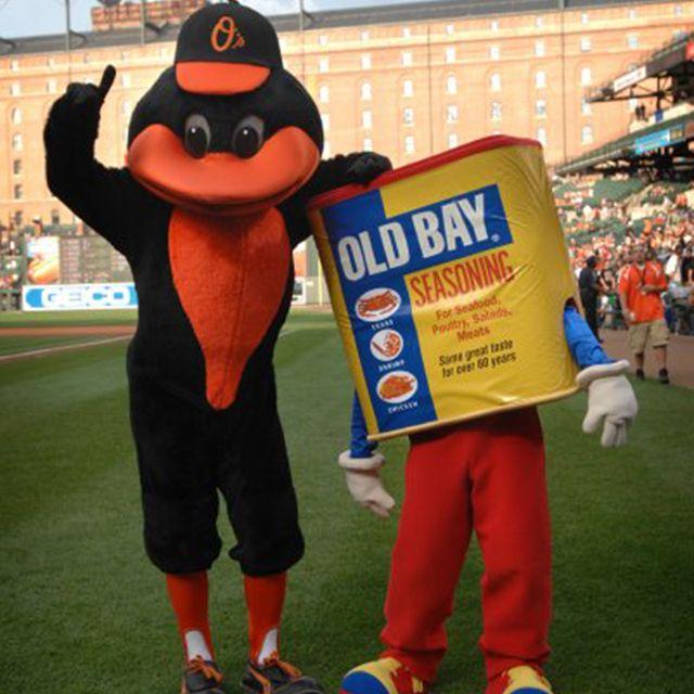 old bay mascot