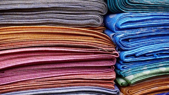 cloth spools