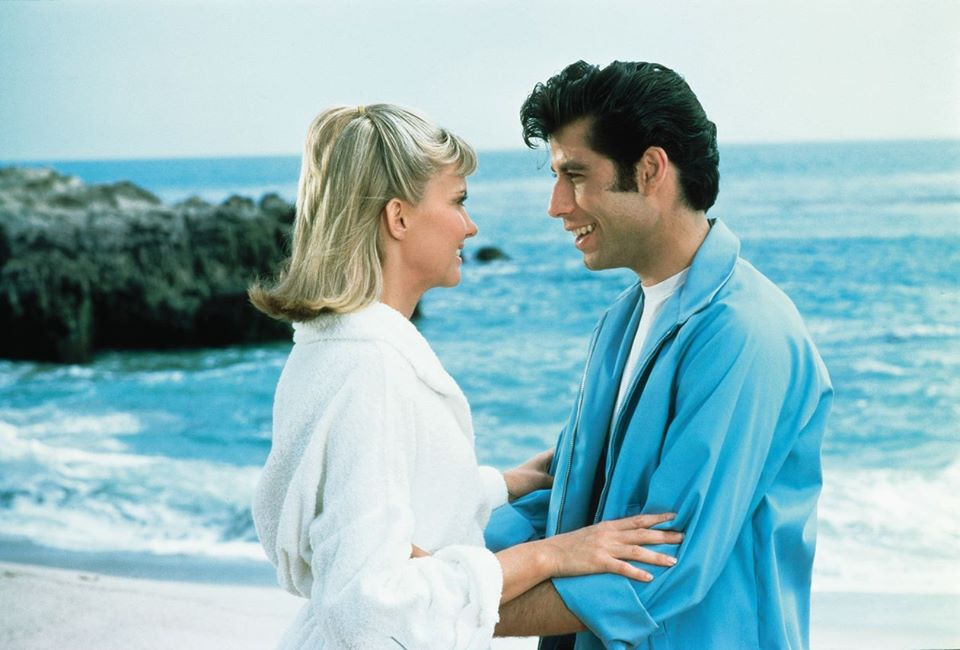 Grease, summer love