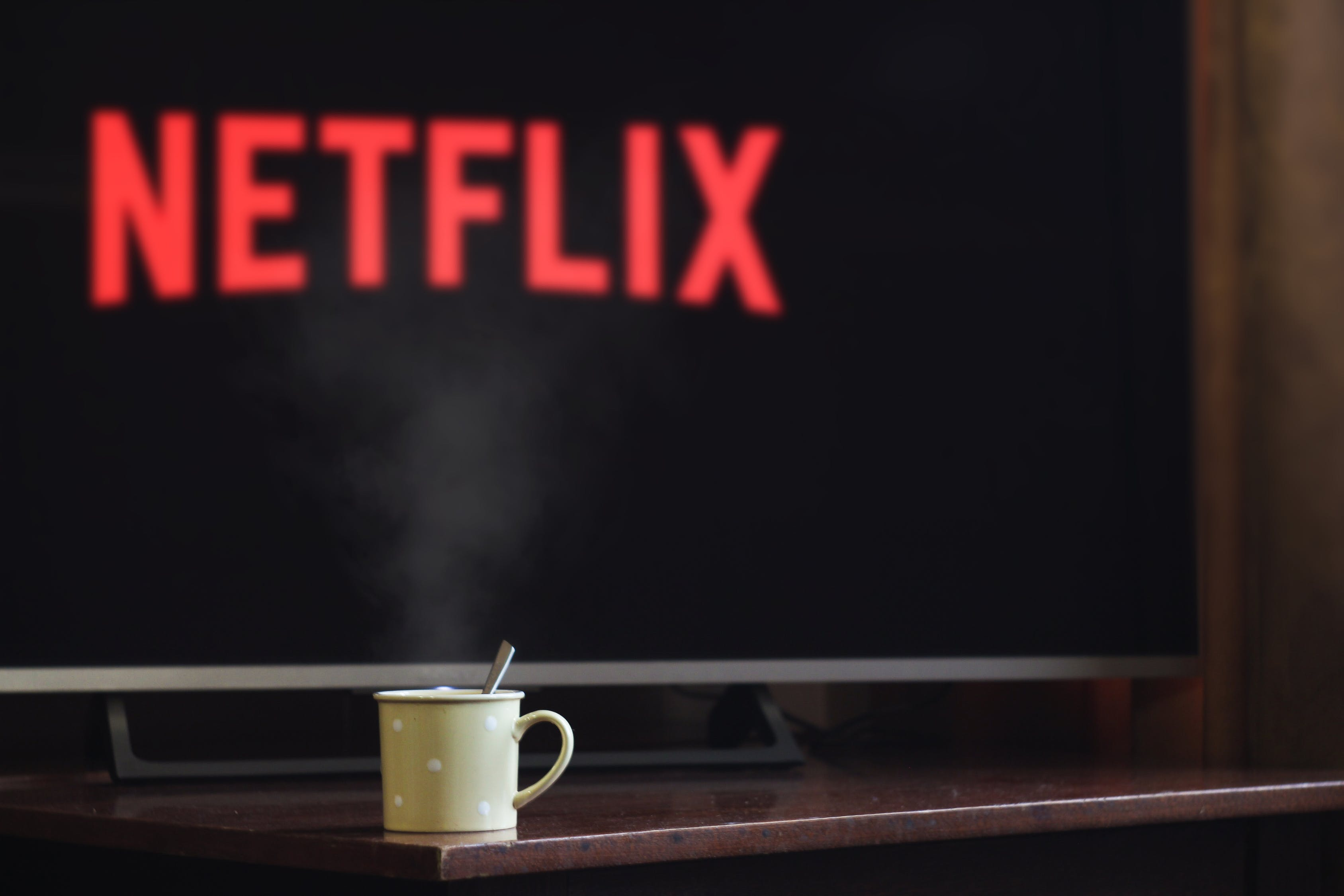 Netflix, mug