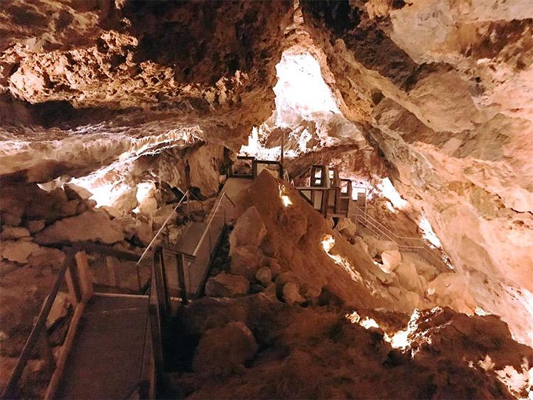 glenwood caverns