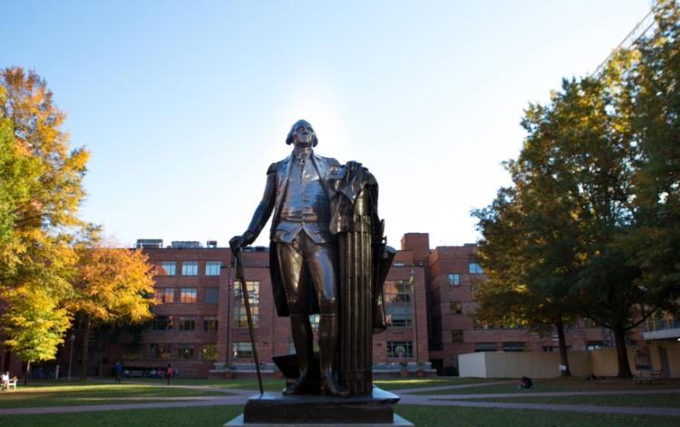 Courtesy of the George Washington University