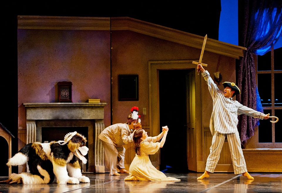 peter pan, colorado ballet, things to do in denver this weekend