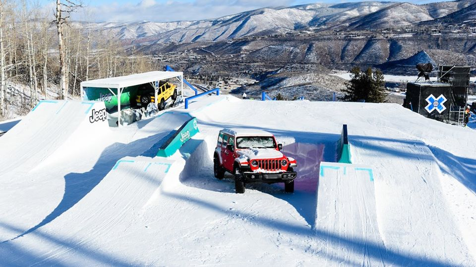 winter x games in aspen