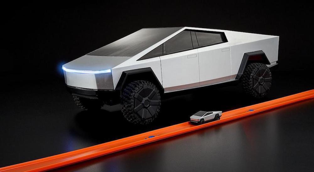 Hot Wheels to Release New Tesla Cybertruck Remote-Control ...