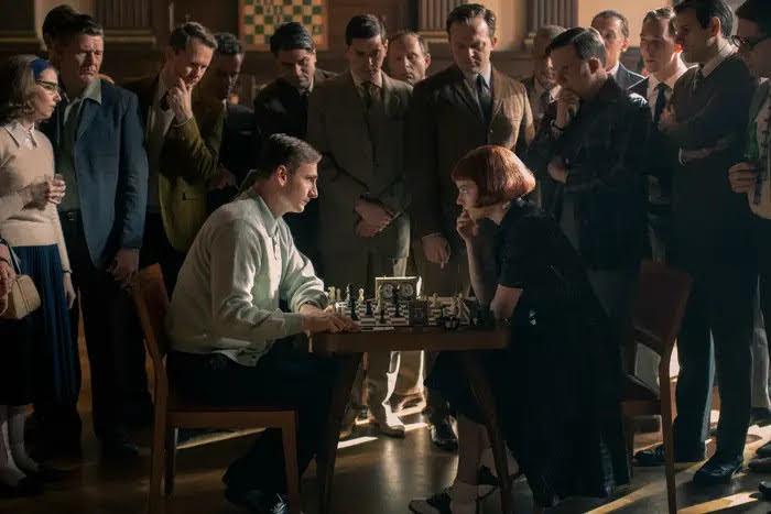 The Queen's Gambit Chess Tournament