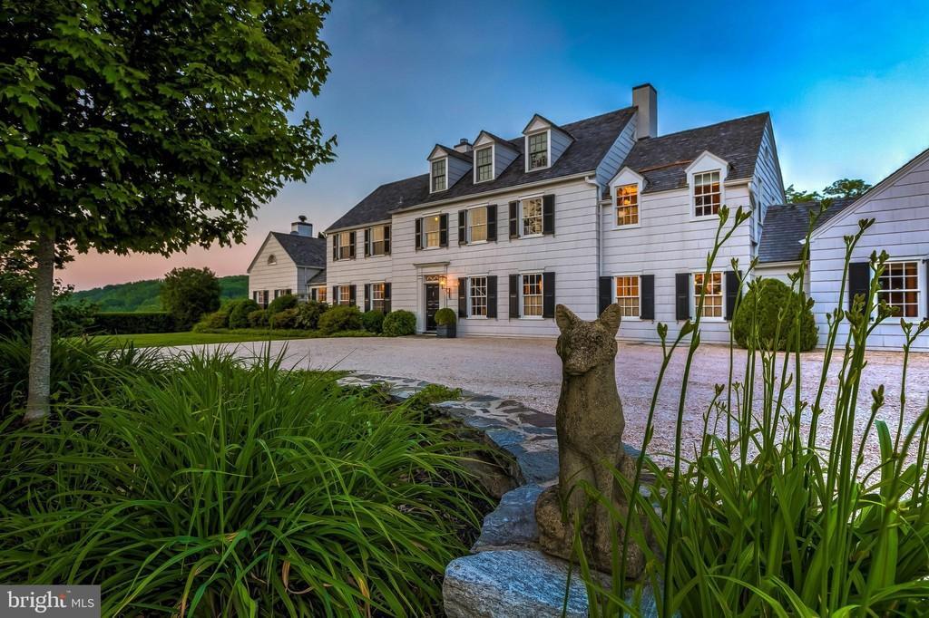 house, farmhouse