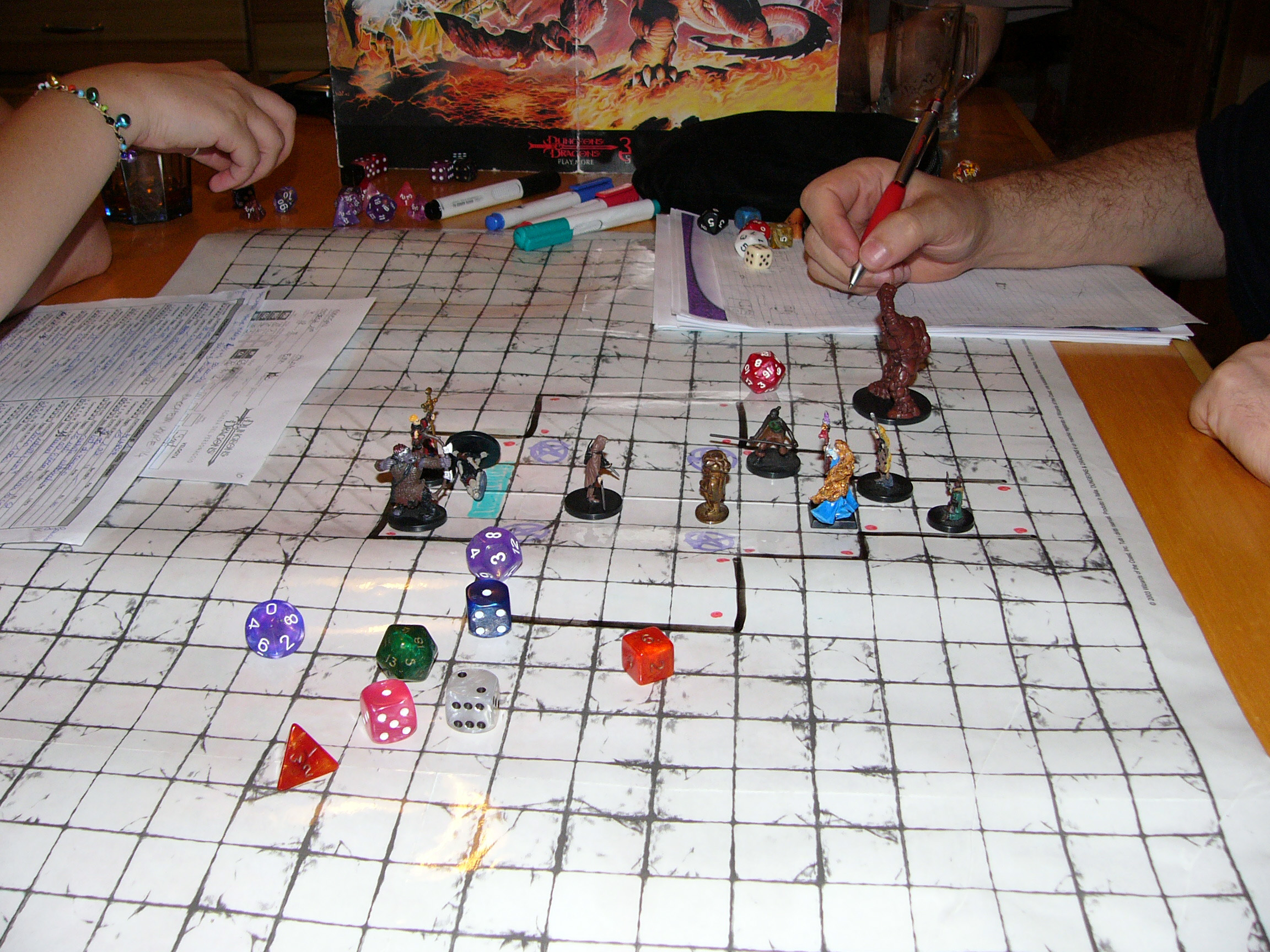 Looking to Get Into Dungeons and Dragons? Here's Where to Start!