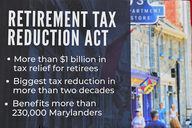 Retiree Tax Reduction Act