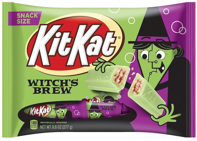 Witch's Brew Kit Kat