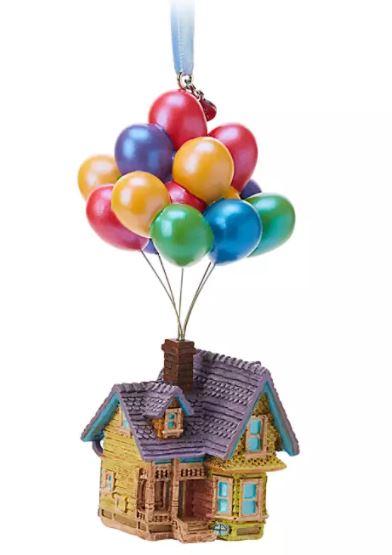 balloons house