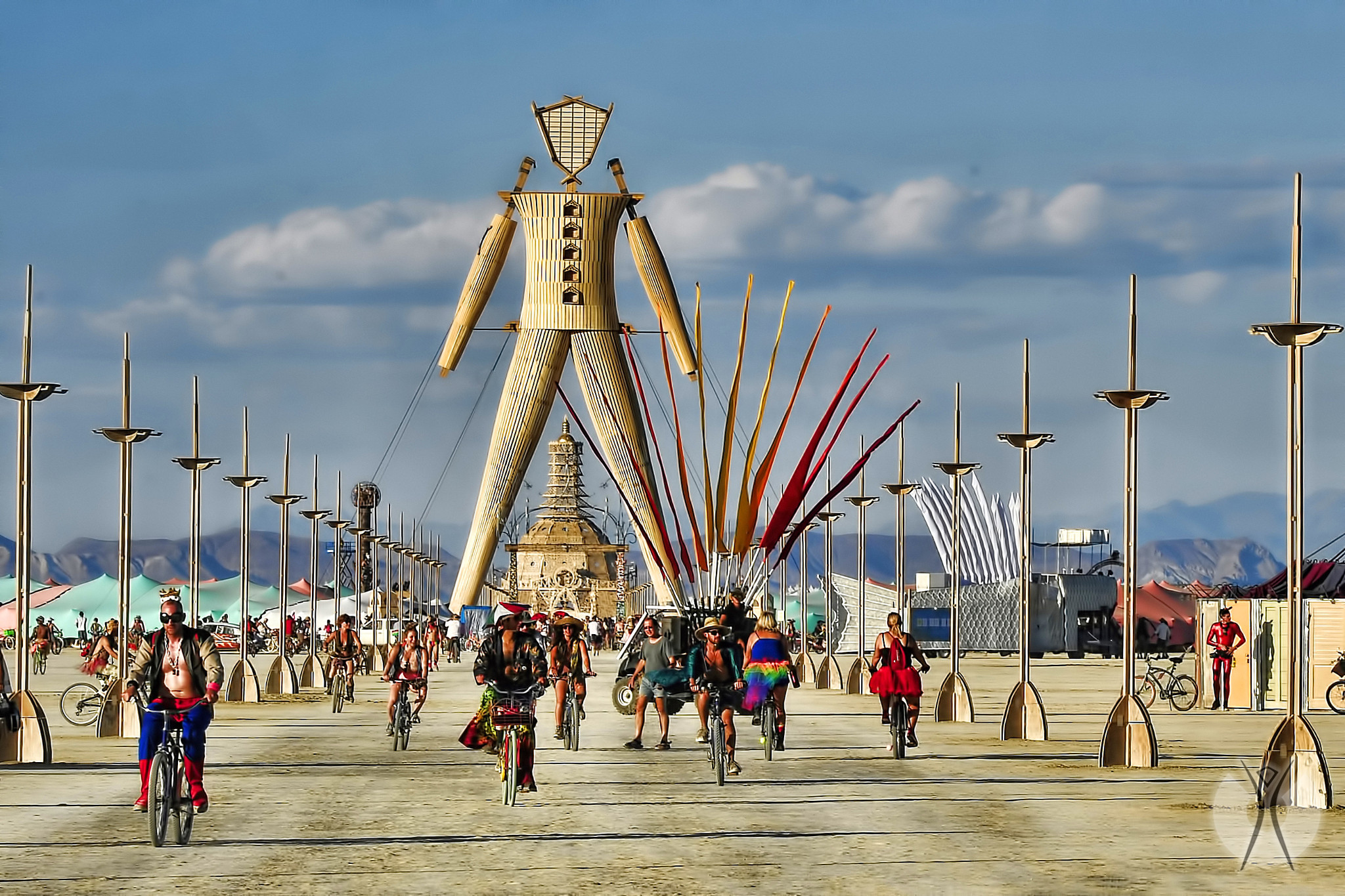 Burning Man' Festival Hoping to Go Virtual—And We're Not Sure What ...