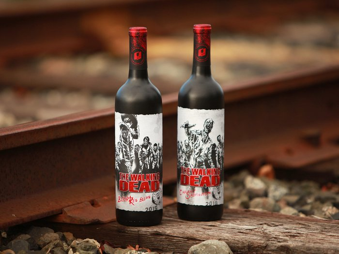 Courtesy of Walking Dead Wine