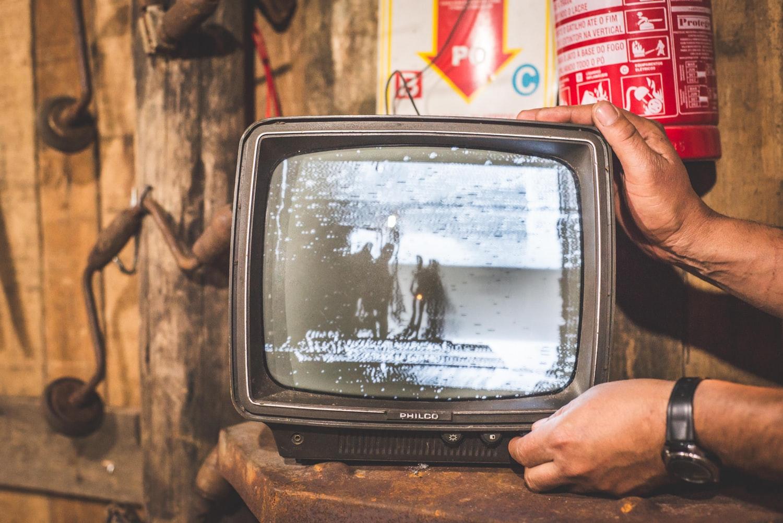television, antenna