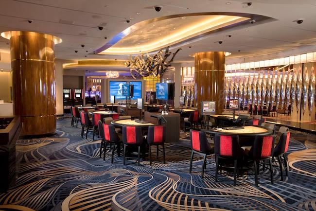 MGM National Harbor High Limit room