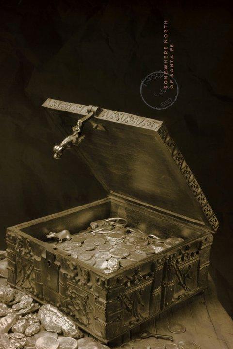 Fenn's treasure chest
