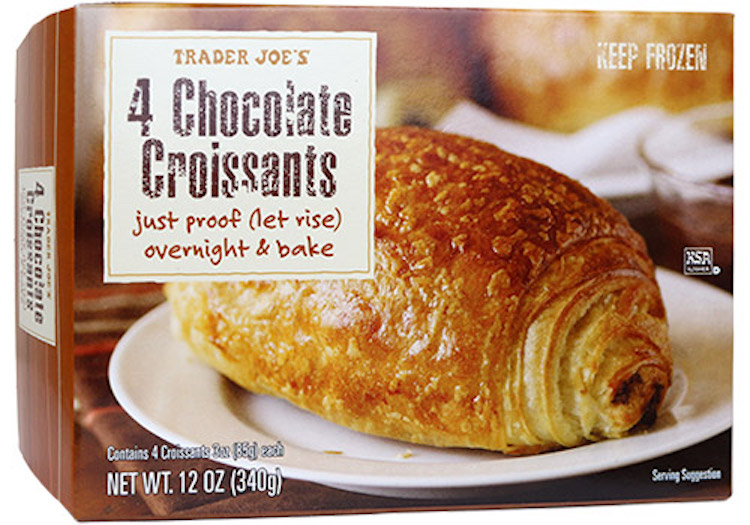 chocolate croissants
