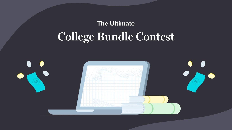 ultimate college bundle contest