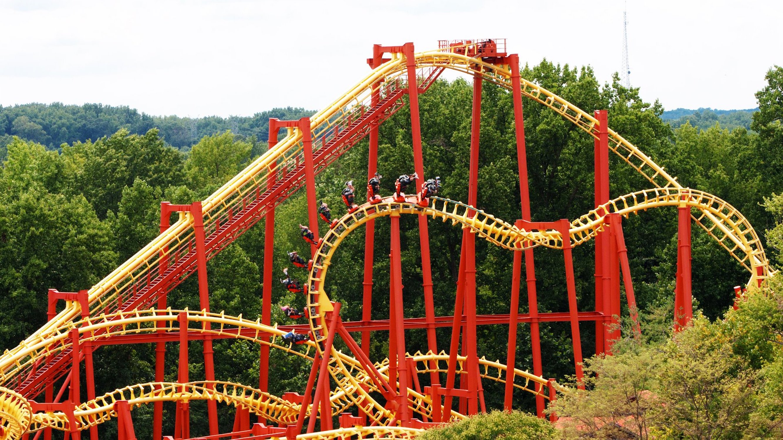 Six Flags America To Open Ahead Of Holiday Weekend