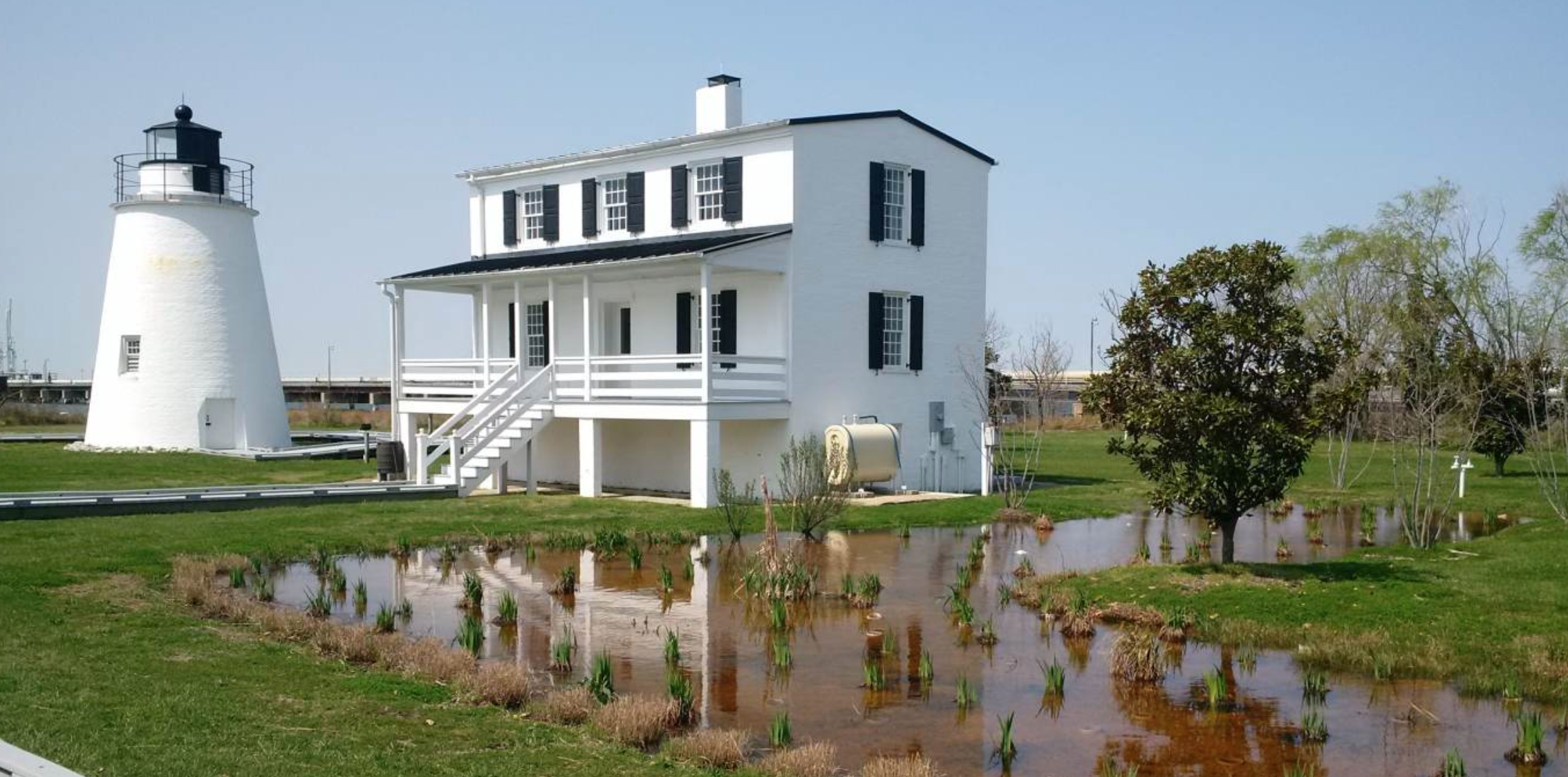 Piney Point Lighthouse Museum