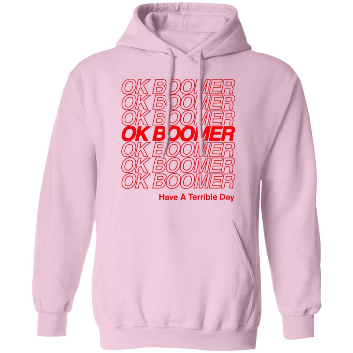 OK boomer, hoodie