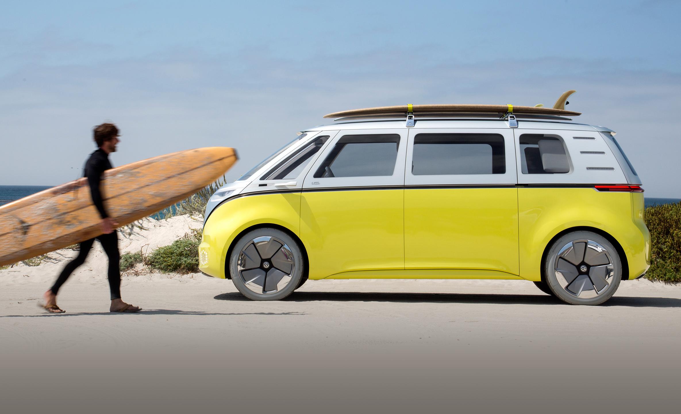2022 VW Microbus Concept