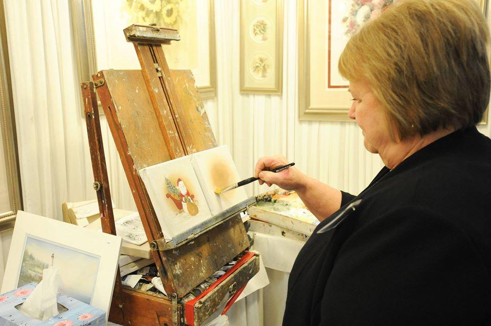 painting, artis