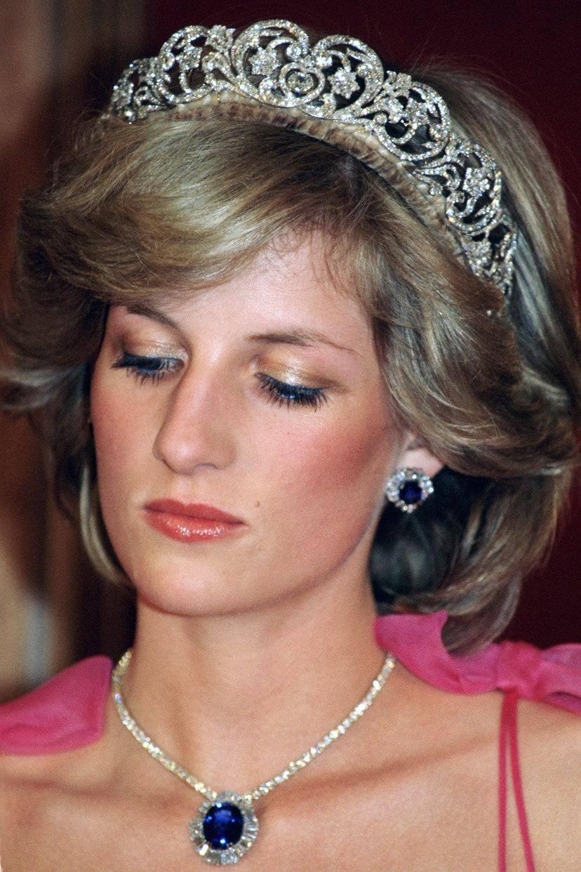 spencer tiara, princess diana