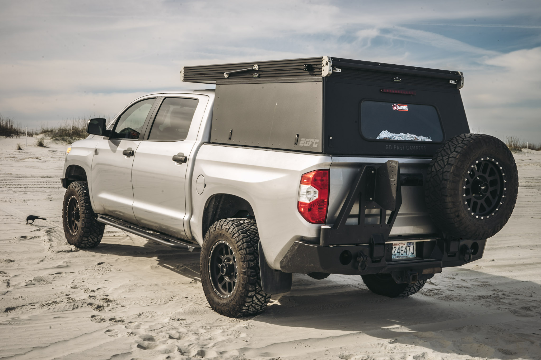 Toyota Tundra Expedition One Bumper