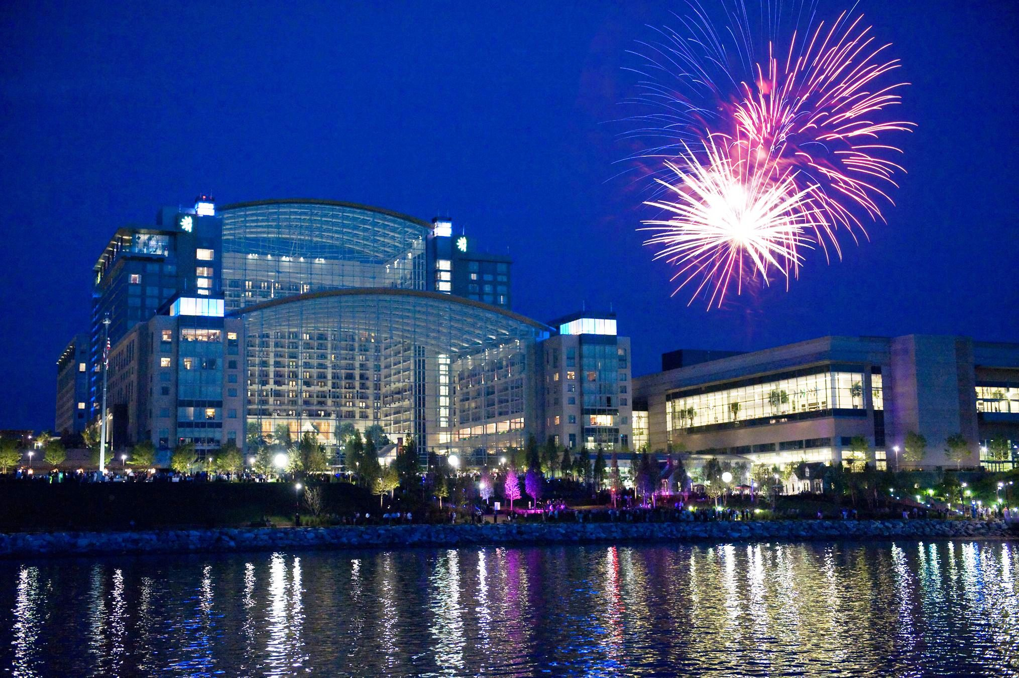 Gaylord National Hotel & Resort National Harbor New Year's Eve Party 2020